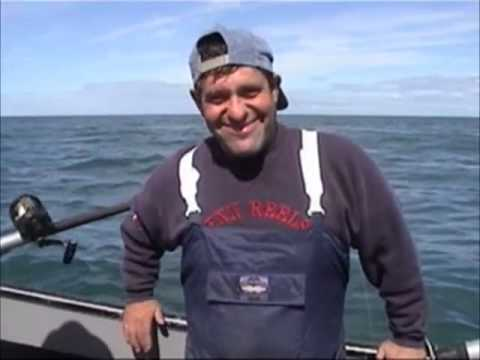 Halibut Fishing At Deep Creek Fishing Club