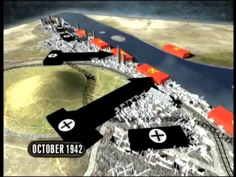 Grandes Batallas de la Historia - 01 Stalingrado - YouTube