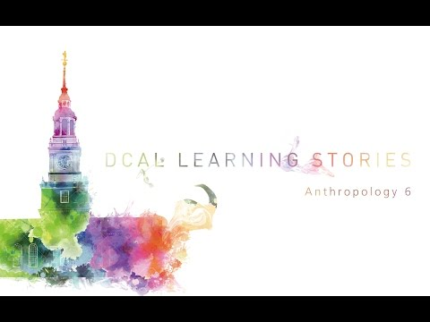 Experiential Learning Stories: Anthropology 6