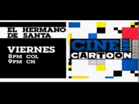 Cartoon Network LA Cine cartoon El hermano de santa  Promo corta