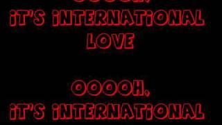Pitbull Ft Chris Brown International Love w LYRICS.mp3