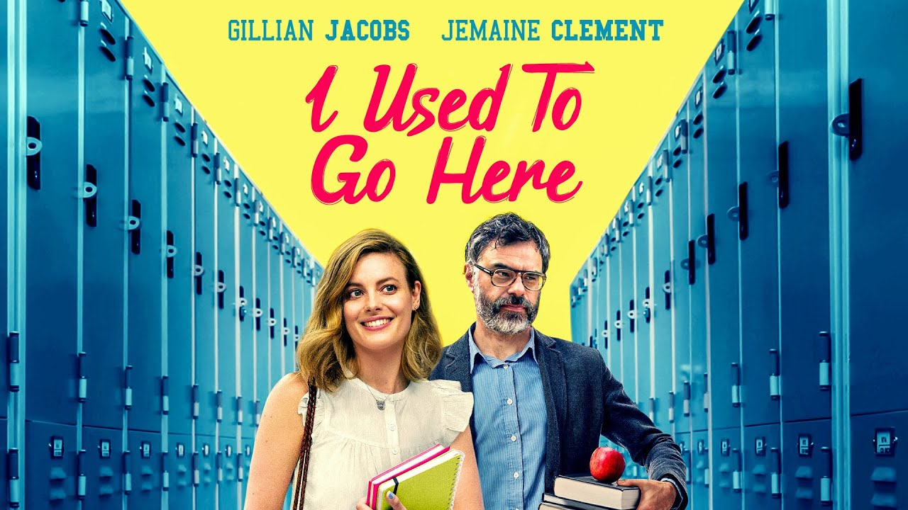 I Used to Go Here | UK Trailer | Starring Gillian Jacobs (Community) and  Jemaine Clement - YouTube