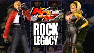 KOF GOES 3D: Maximum Impact- ROCK HOWARD LEGACY (Part 4)