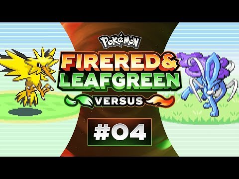 Pokemon FireRed and LeafGreen Versus - EP04 | Lucky, But Unlucky!