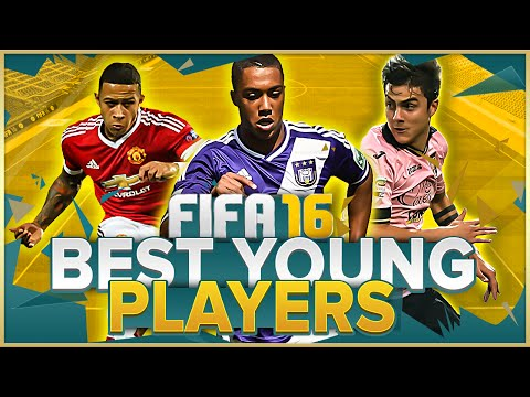 FIFA 16 Career Mode Best Young Players - Official Highest Potential Starting 11 In FIFA 16!