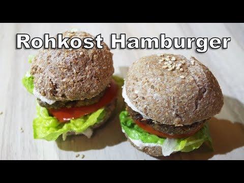 Rohkost Hamburger!