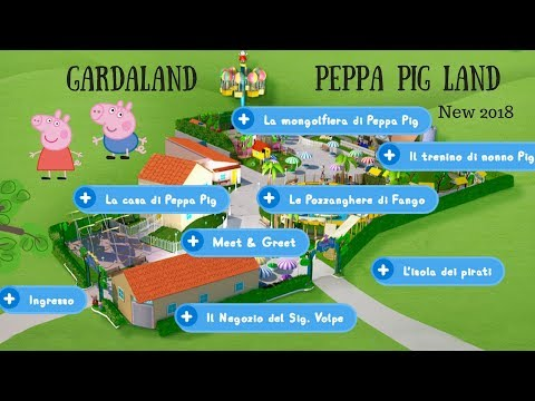 Gardaland complete tour