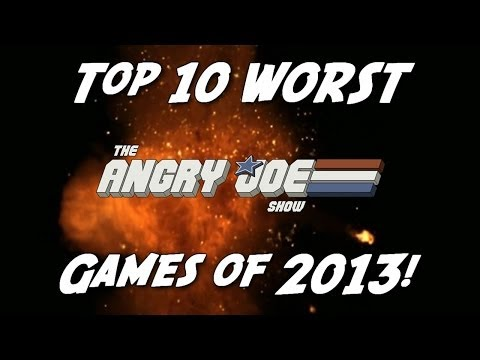 Top 10 WORST Games of 2013!