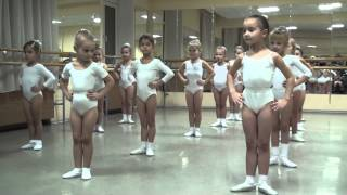 Ч.1 Открытый урок хореографии (Школа танца Елены Морозовой, ДК