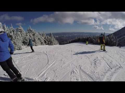 Sugarbush VT 2017 Snowboard Vermont Ski Powder MT Ellen Peak