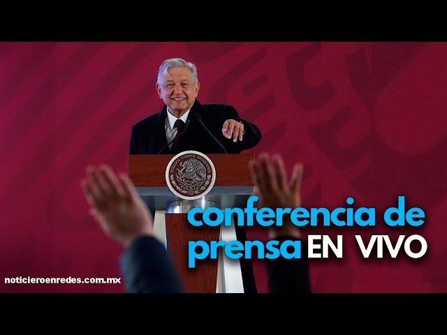 #EnVivo Conferencia mañanera de AMLO Martes 17 de Septiembre  en vivo (desde las 7 am)