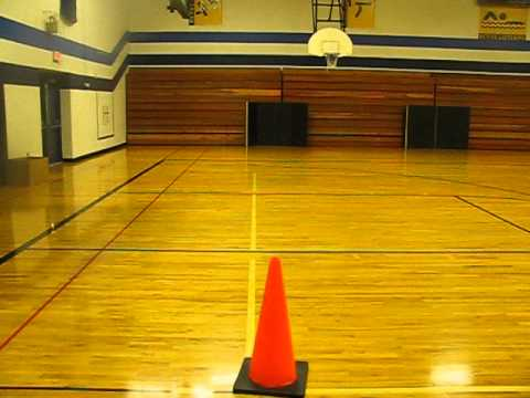 Soccer Dribbling Courses  Fun P.E. Obstacle Course