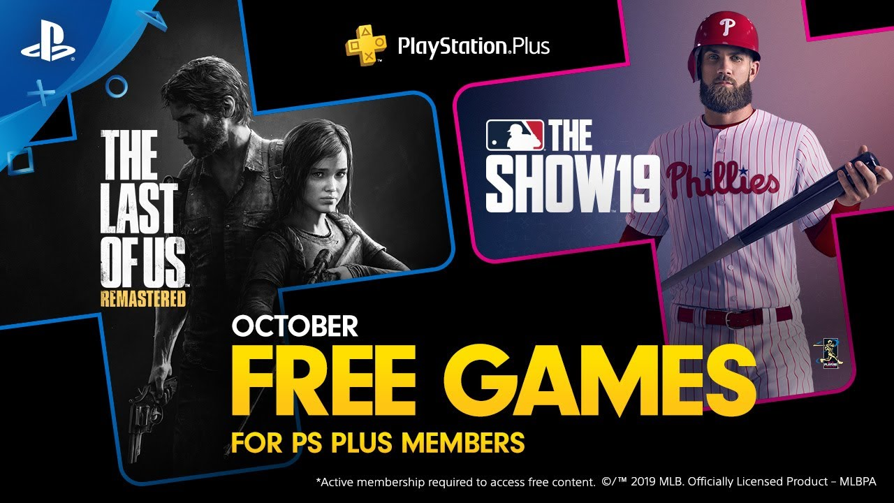 Ps4 Free Games April 2020.Playstation Plus Free Games For October The Last Of Us