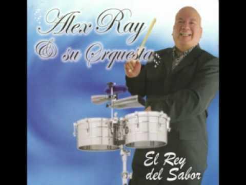 QUE VIVAN LOS NOVIOS, ALEX RAY SALSA BAND - YouTube