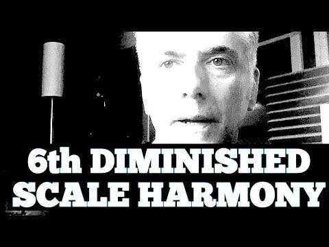 Gypsy Jazz Chords | Sixth Diminished Scale Harmony