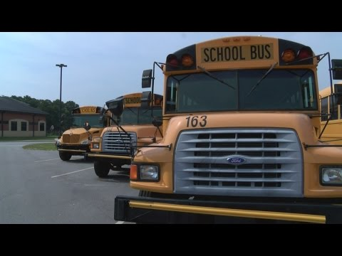 Pitt County to add cameras on every school bus
