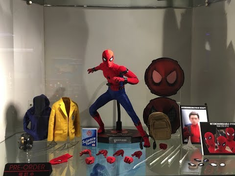 SPIDER-MAN Prototype from Spider-Man Homecoming by HOT TOYS