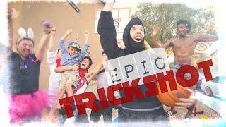 Скачать Nigahiga Русская озвучка The Ultimate Trickshot Dunk Супер Трюк С Забрасыванием Мяча