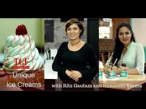 Unique ice-cream places in Bangalore | Good ice cream places in Bengaluru