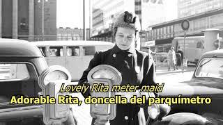 Lovely Rita - The Beatles (LYRICS/LETRA) [Original]
