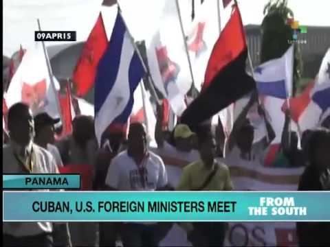 Panama: Thousands March at Start of Peoples' Summit