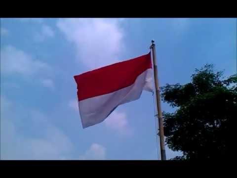 """""""Lagu Kebangsaan Indonesia Raya"""" 17 Agustus"""