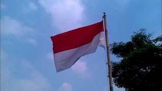 """""""...Lagu Kebangsaan Indonesia Raya..."""" 17 Agustus 2011"""