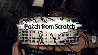 Patch from Scratch - Phasing subharmonic fun with the Random*Source Mantra (no talking)