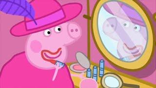 Peppa Pig Italiano   Vestire come mamma e papa   Cartoni Animati