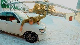 Боевая акробатика. Падения, оружие, экстрим