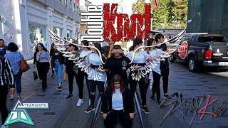 [KPOP IN PUBLIC TURKEY] Stray Kids (스트레이키즈) Double Knot Dance Cover [TEAMWSTW]