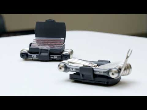 Introducing The New Crankbrothers M13 and M20 Multi-Tools