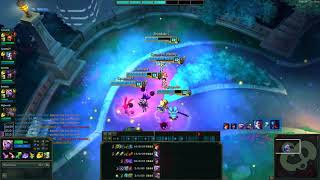 League of Legends Invasion - Onslaught Difficulty S Rank Run