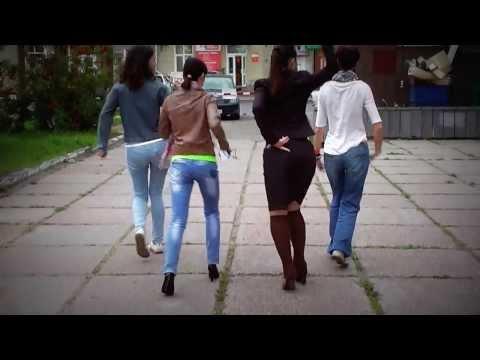 Street salsa in Omsk =)