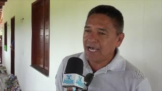 Coordenador Politica leiteira da Betânia Ilmar Freitas fala do dia de campo Betânia em Quixeramobim