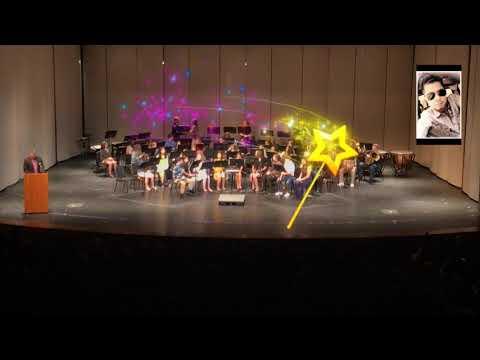 "8th Grade Symphonic Band ""woodland junior high school"" 5/5/19 Sunday ???? ???? ???? ????"