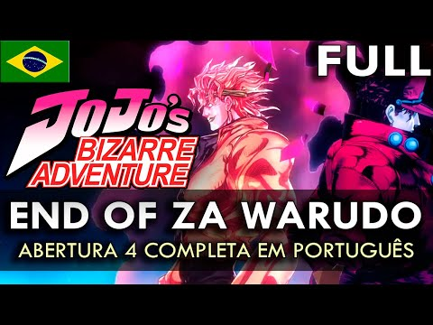 jojo's-bizarre-adventure:-abertura-4-completa-em-português-(end-of-the-world)-|-migmusic