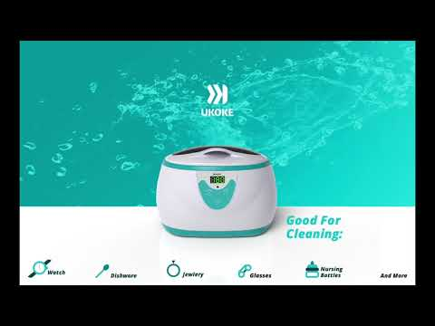 Ultrasonic Cleaner--Cleaning Optical, Glass, Jewelry and Watch