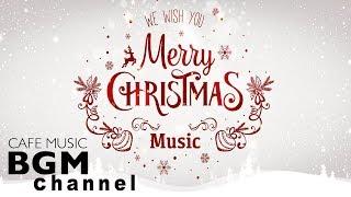 🎄Merry Christmas Music - Relaxing Jazz & Bossa Nova Music - Christmas Cafe Music