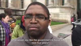 South African Elections 2009: Voting in London