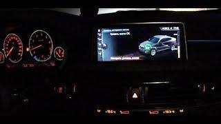 BMW X6 - Как проверить уровень масла, ЩУПА НЕТ!