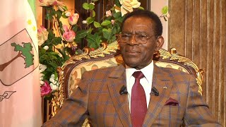 The Interview: 'Equatorial Guinea's attempted coup began in France', says president Teodoro Obiang thumbnail
