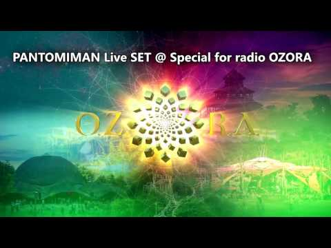 Pantomiman Live @ Special for radio OZORA (Looney Moon Showcase Vol.2 )
