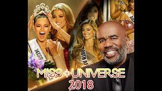 [Live] MISS UNIVERSE® Competition 2018 | Chung Kết Hoa Hậu Hoàn Vũ Thế Giới 2018