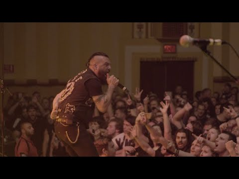 "Killswitch Engage - ""Rise Inside"" Live at The Enmore Theatre, Sydney"
