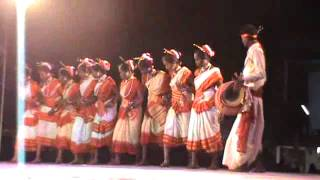 Nagpuri Dance in Jangal Mahal Utsab, Jhargram