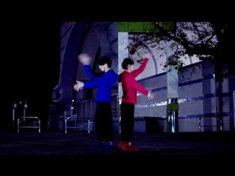練習用80%スロー『反転』【いりぽん、まりん】アウターサイエンス 踊ってみた【オリジナル振付】『MIRROR』