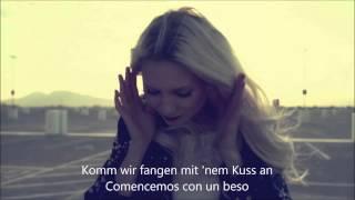 Glasperlenspiel - Paris (Songtext traducción Alemán-Español)
