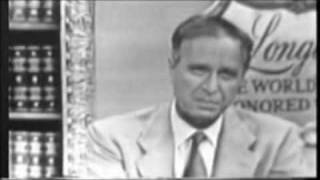 Prescott Bush Interview :   Pt. 1