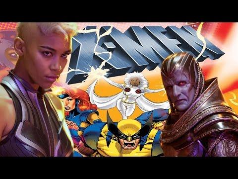 New X-Men Cast Sing the '90s Cartoon Theme